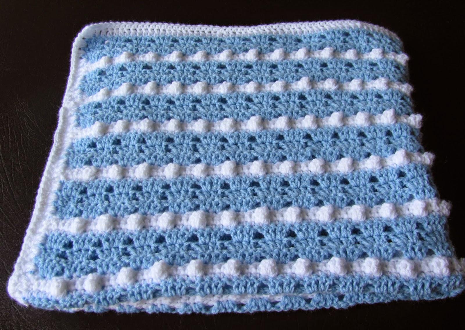 Karens Crocheted Garden of Colors