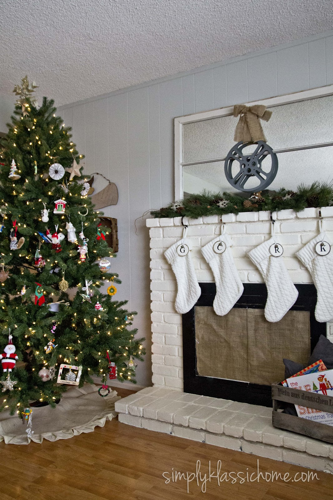 Christmas Tree Decorated Ideas