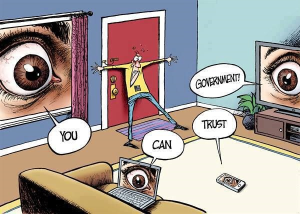 High tech government spying vs. your Constitutional right to privacy