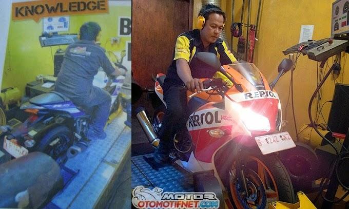 Beda Hasil Dyno Tak Hanya Dialami Yamaha R25