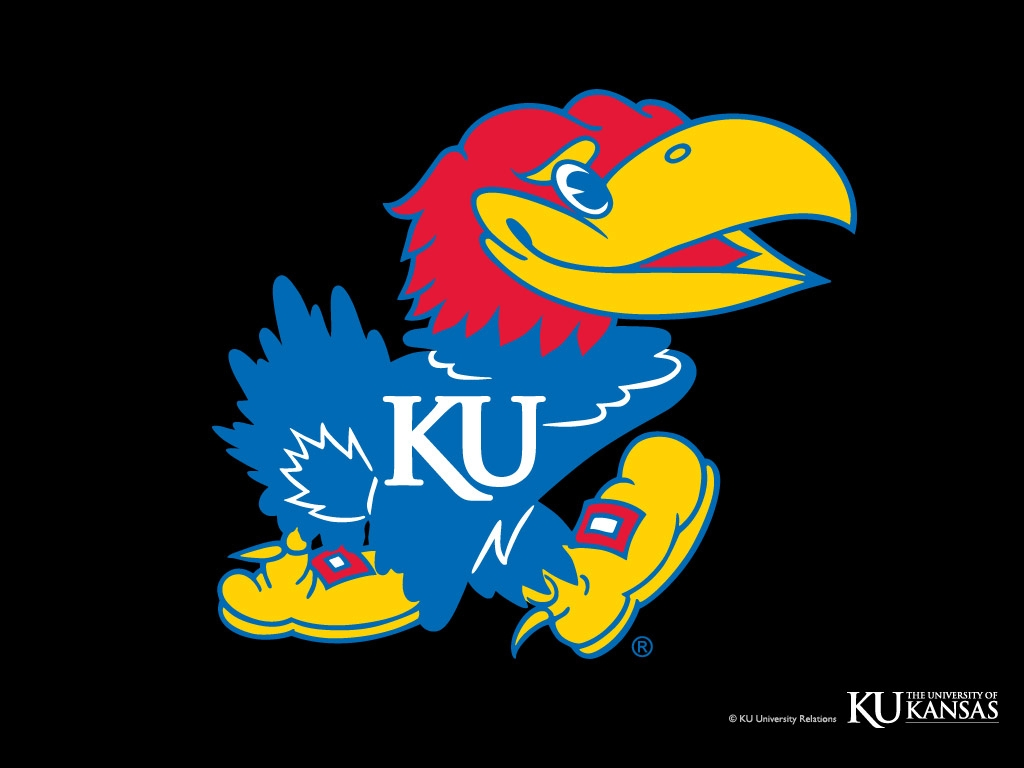 he University o... Jayhawks