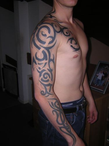 Tribal Tattoos -171