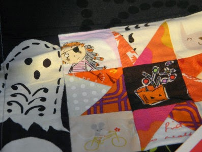 More swap goodies for Halloween by our sweet friend Amber!