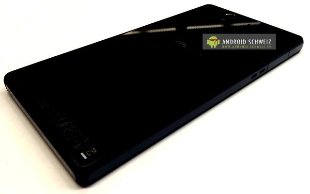 Sony Yuga c6603