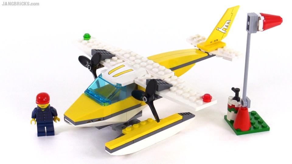 3178 Lego-City-Seaplane