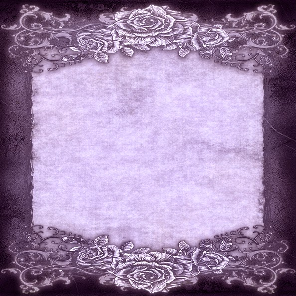 intricate gothic frame