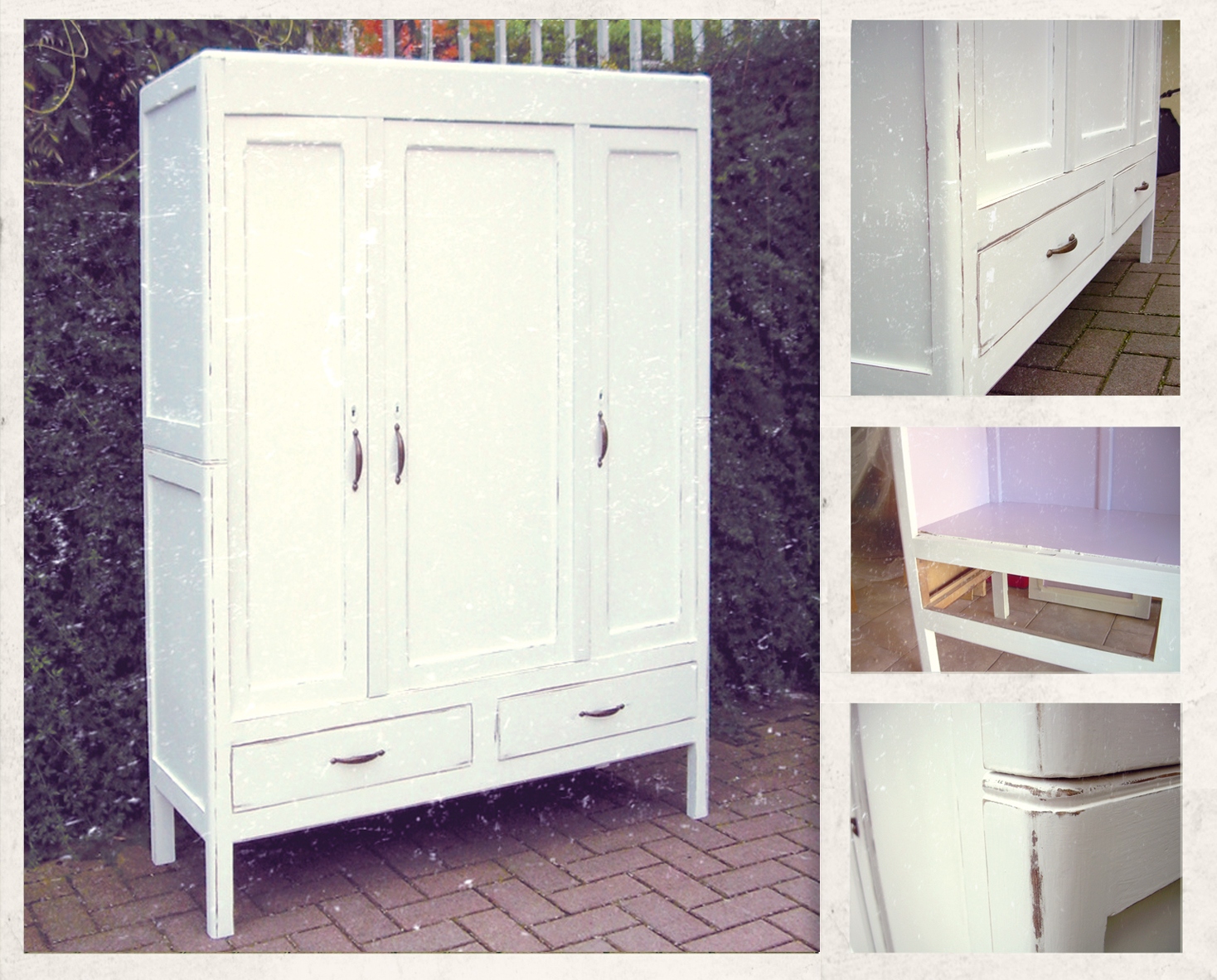 Lorendesign mobili come nuovi recuperare una vecchia camera da letto - Mobili camera da letto usati ...