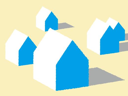 横浜美術学院の中学生向け教室 美術クラブ 言葉からイメージするデッサン『家』1