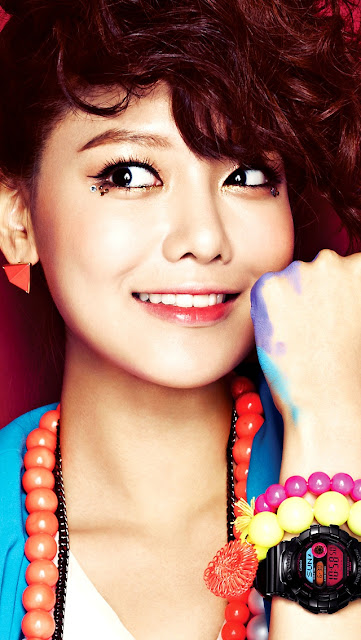 SNSD - Baby G - Sooyoung - Choi Soo-young