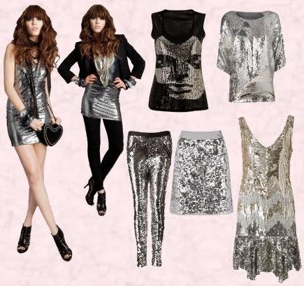 Women Love Sequin Glitter December 2013