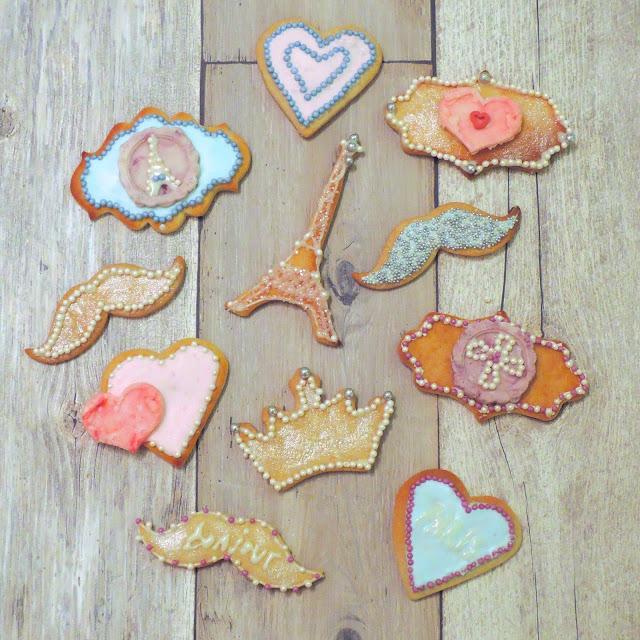 Paris Sugar Cookies