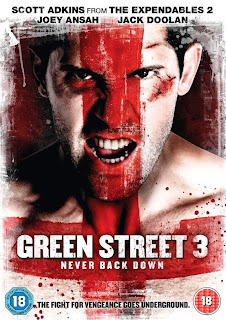 Watch Green Street 3: Never Back Down (2013) movie free online