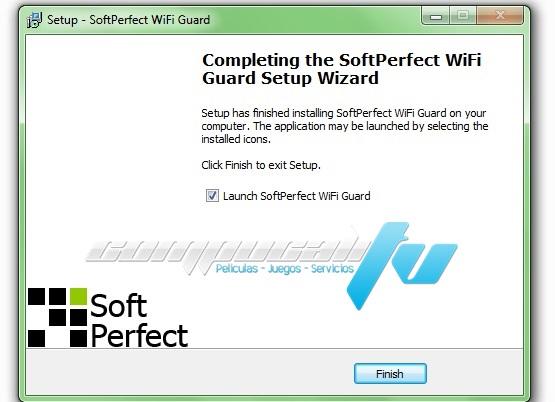 WiFi Guard Español Versión 1.0.3