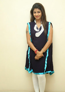 Actress Geethanjali Thasya Latest Pictures in Salwar Kameez at Welcome to America Audio Launch  60.jpg