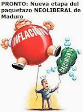 PRONTO: El paquetazo NEOLIBERAL de Maduro
