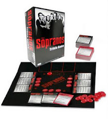 Sopranos Trivia Game - NEW!
