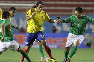 Colombia Vs Bolivia la historia de un duelo parejo en la copa América