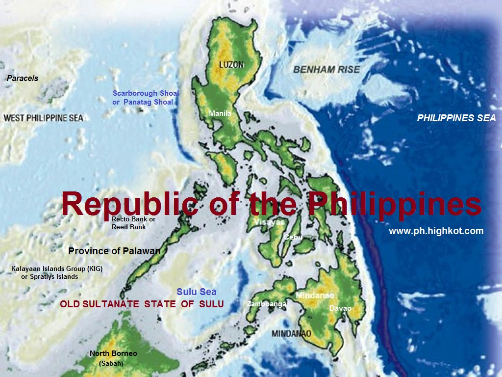 3 domains of the philippine territory It was a us territory from the americans immediately established themselves as the rulers of the philippines the rebels spent the next three years fighting.