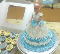 Kek Barby Doll