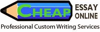 Cheap Essay Online