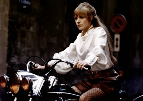 Marianne Faithfull on Don Juan's Reckless Daughter Monday Muses