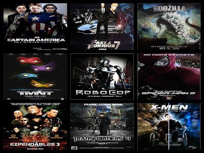 Daftar Film Bioskop Terbaru Rilis Tahun 2014