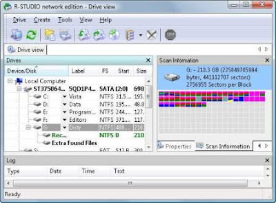 R-STUDIO 6.0.151275 network edition