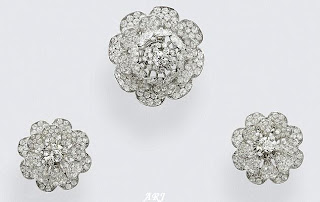 Nyzam of Hyderabad Brooches