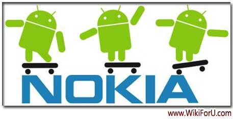 Android Theme Nokia
