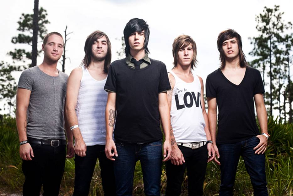 Sleeping with Sirens <3