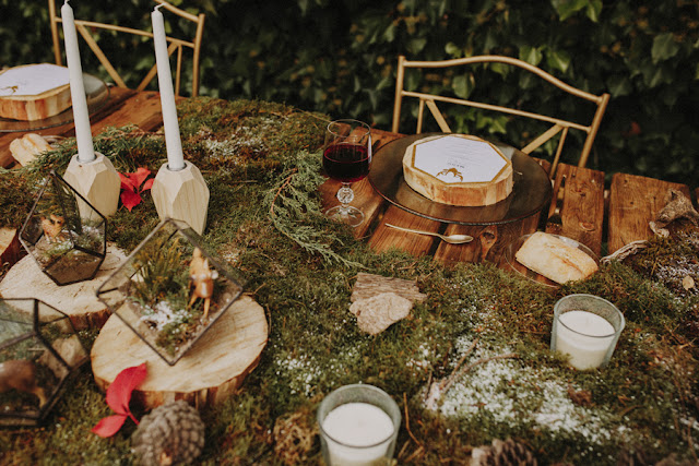 Blog Mi Boda - Editorial Wild Christmas - Mi Boda Rocks