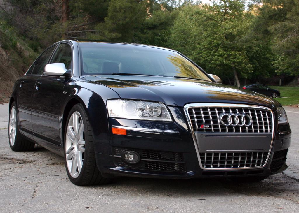 asemik: Audi S8, luxury sedans and sporty