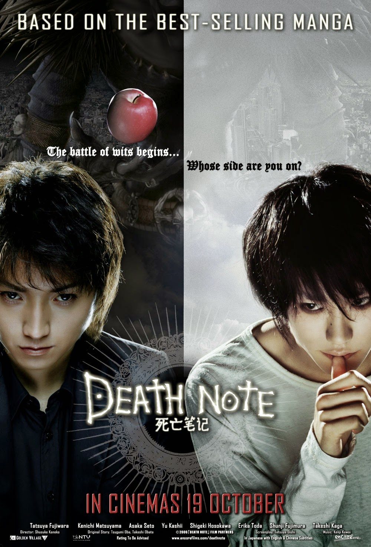 Cuốn Sổ Thiên Mệnh - Death Note