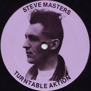 Steve Masters - Turntable Aktion (Vinyl, 12\'\' 1989)(Tripindicular)