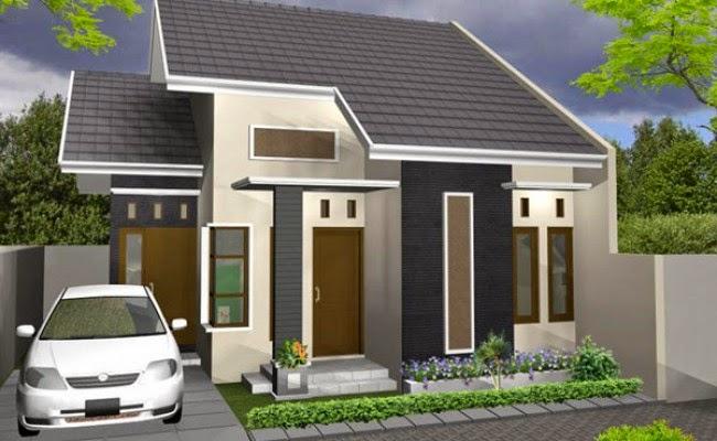 Desain Rumah Minimalis Modern Type 60