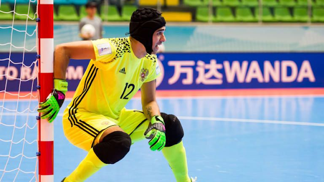 Evolução do treinamento dos Goleiros de Futsal