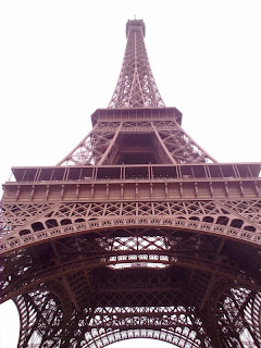 eiffel tower engineering design