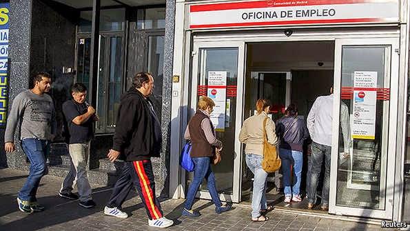 Γραφείο εύρεσης εργασίας στην Ισπανία