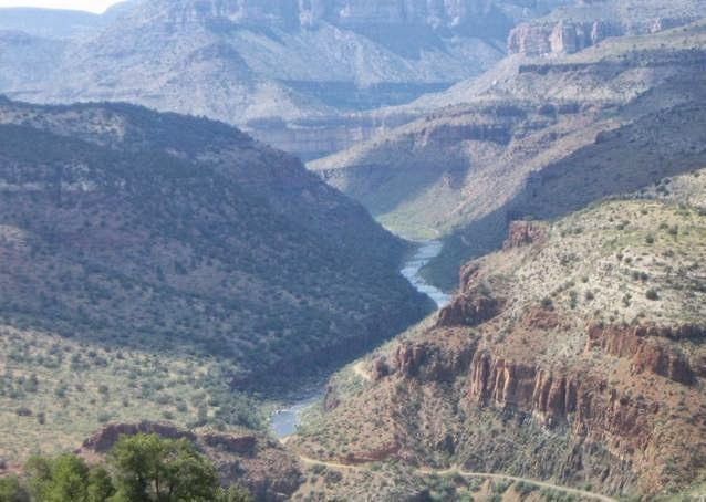 an outdoor life  toughman arizona long course race report