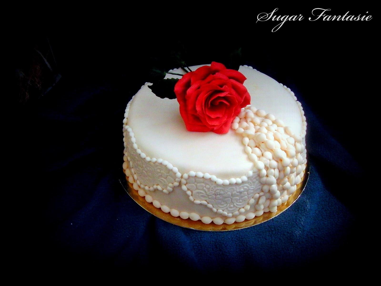 gyöngy torta