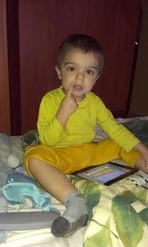Filip la 2 ani si 5 luni