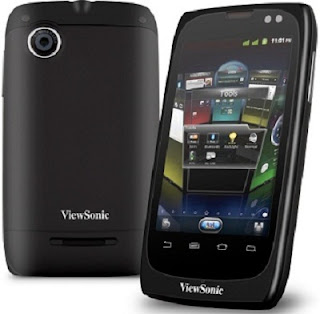 ViewSonic ViewPhone 3: Specifications & Release Date for US detailed