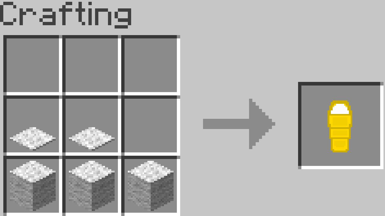 Как сделать блок редстоуна