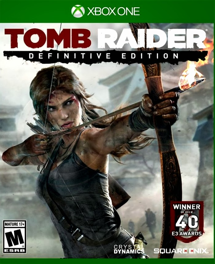 Tomb Raider Definitive Edition For Xbox One And Ps4 4k Hd: Revista Mago Games RD.Z: Tomb Raider Definitive Edition