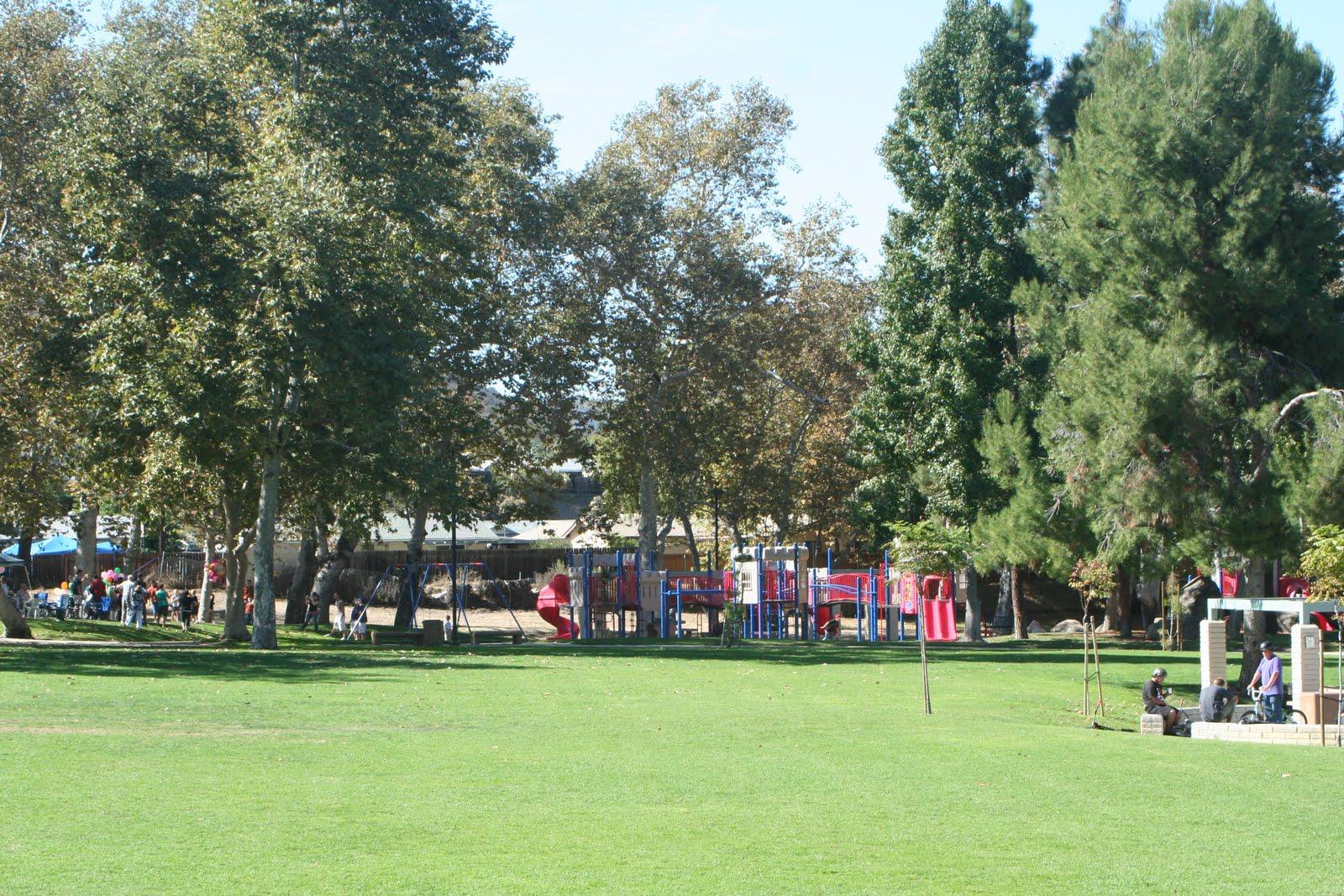 Big Rock Dog Park Santee