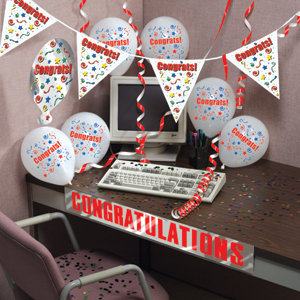 ... Notebook: Tips for organizing the best birthday party in the office