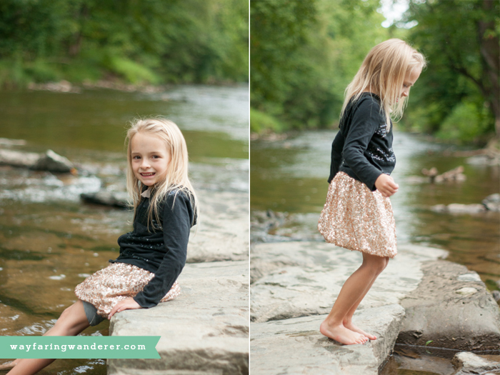 Pennington Family Adventure at Valle Crucis Park | Boone NC Family Photographer