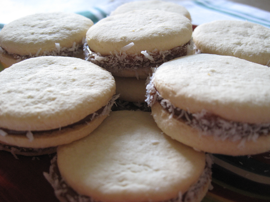 From Argentina to the Netherlands, for Love!: ALFAJORES ...