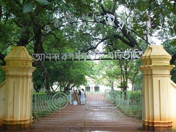 Glimpses of india with koyeli destination india for Shantiniketan tagore