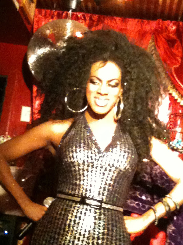 Glitterball Drag Queen